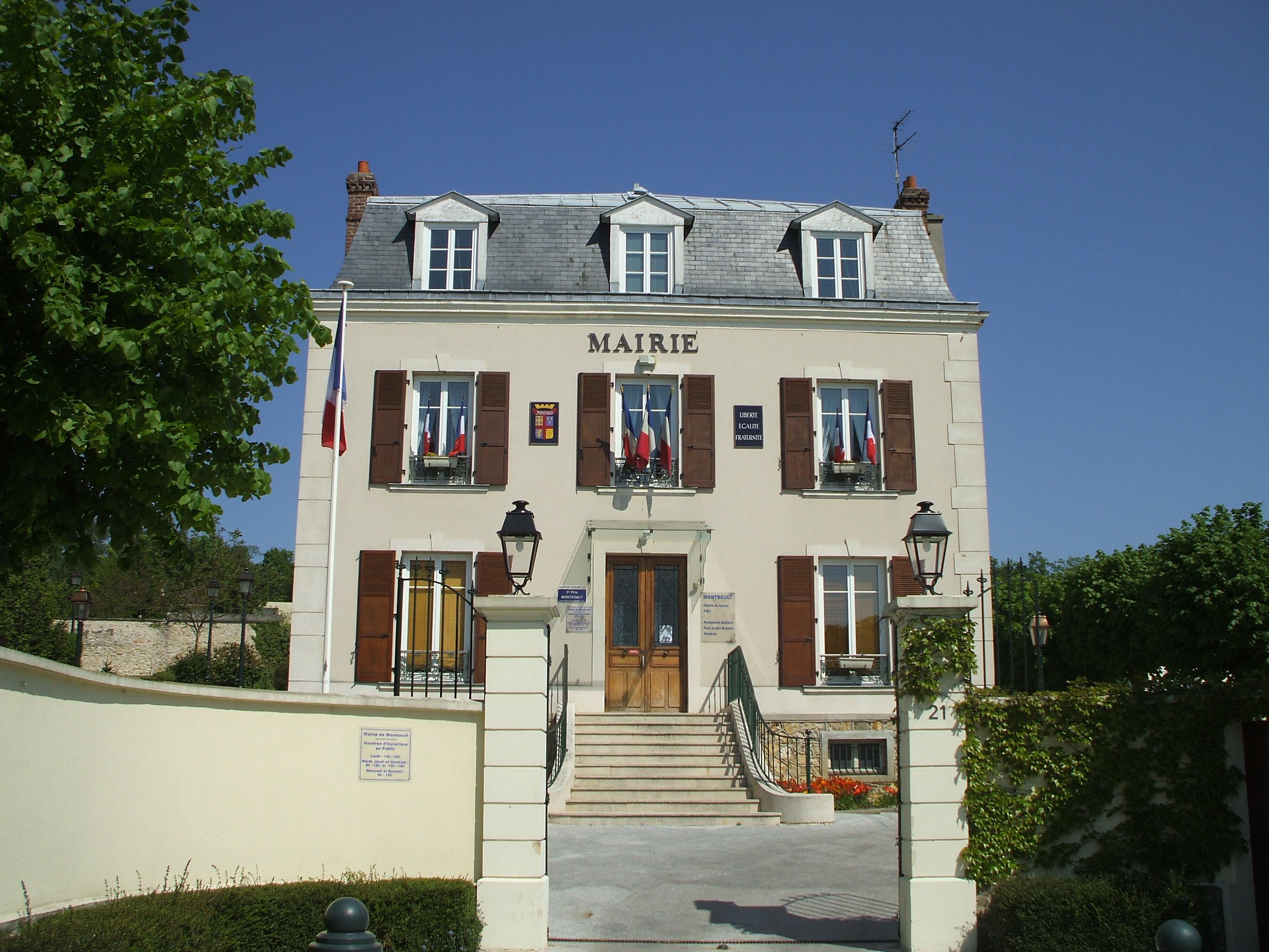 Mairie de Montsoult